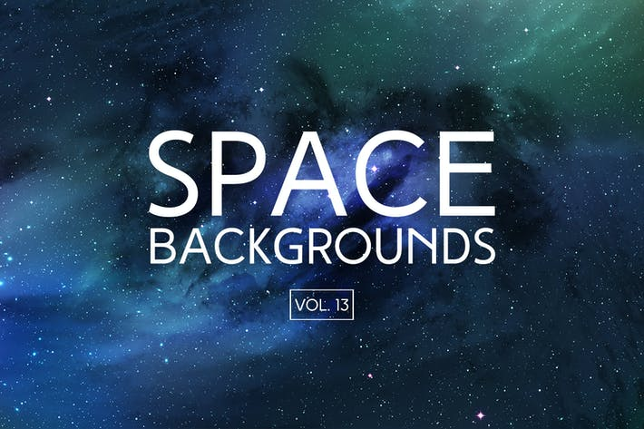 Thumbnail for Space Backgrounds 13