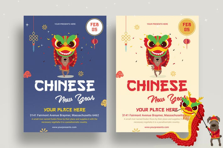 Thumbnail for Chinese New Year Flyer-02