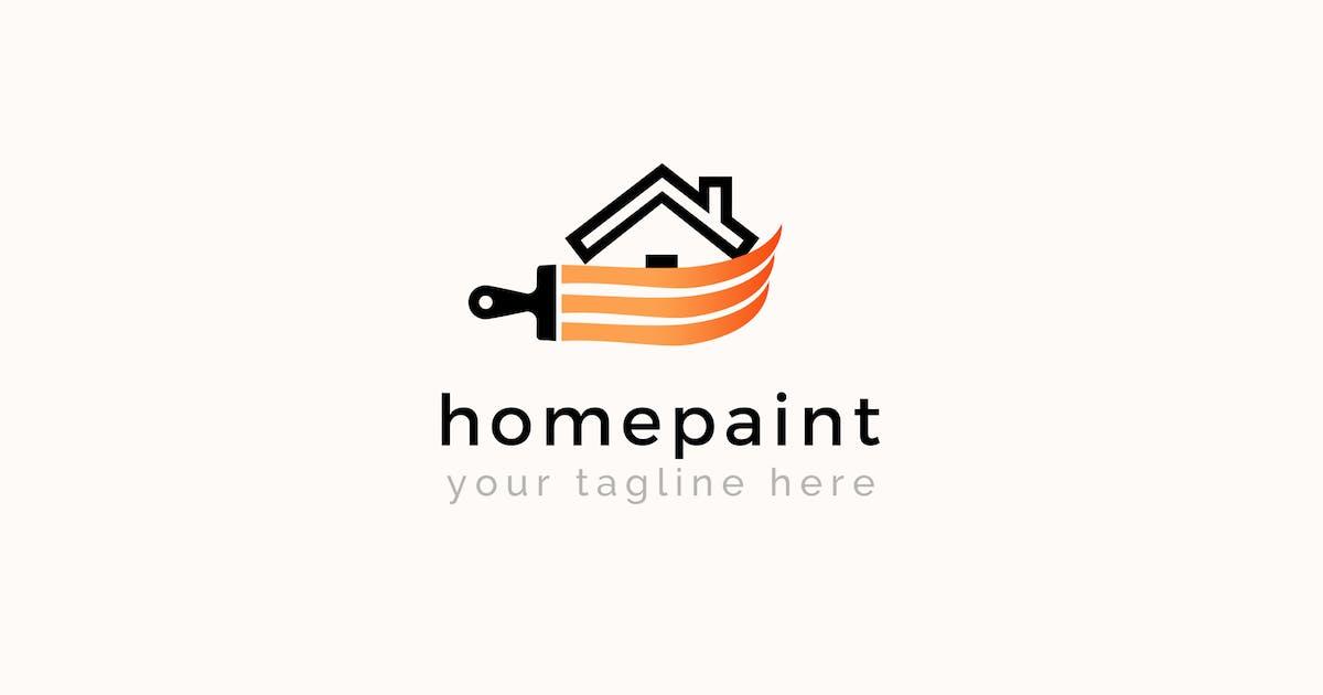 Download House Paint - Premium Logo Template by ThemeWisdom