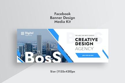 Werbeartikel für digitale Agentur Facebook Zeitleiste