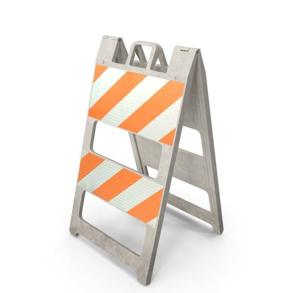 Barricade Type II OLD