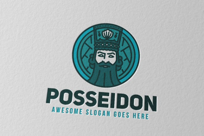 Thumbnail for Posseidon Logo