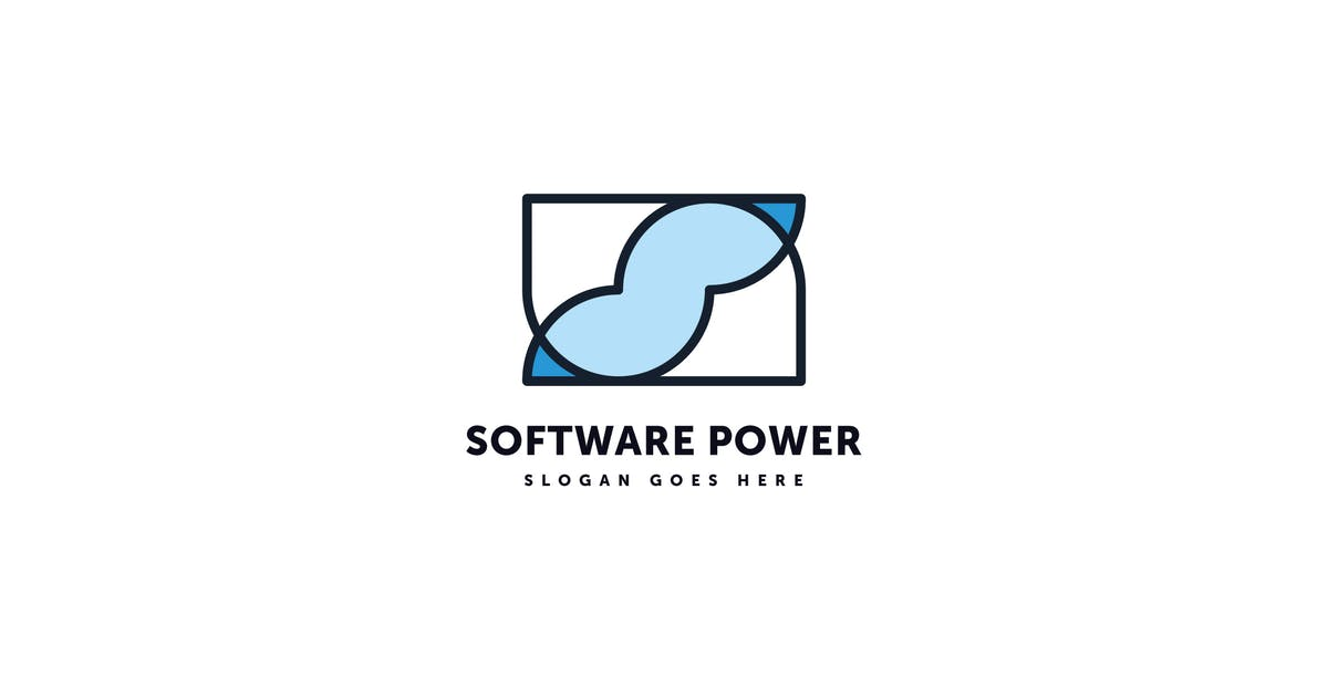 Download Software Power Logo Template by Pixasquare