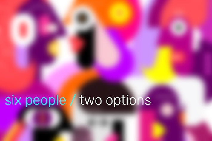 Thumbnail for Six Different People