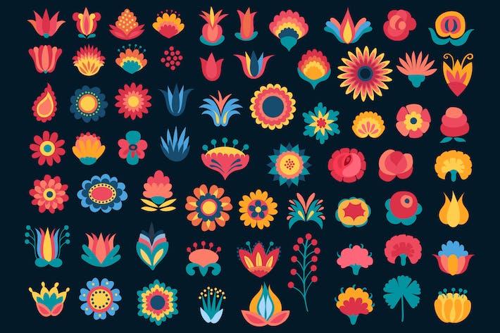 Thumbnail for Народное искусство Цветы
