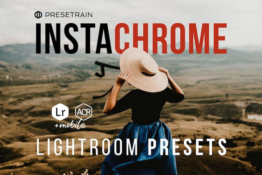 Instachrome Lightroom & ACR Presets