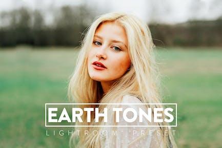 10 Earthy Tones Lightroom Presets