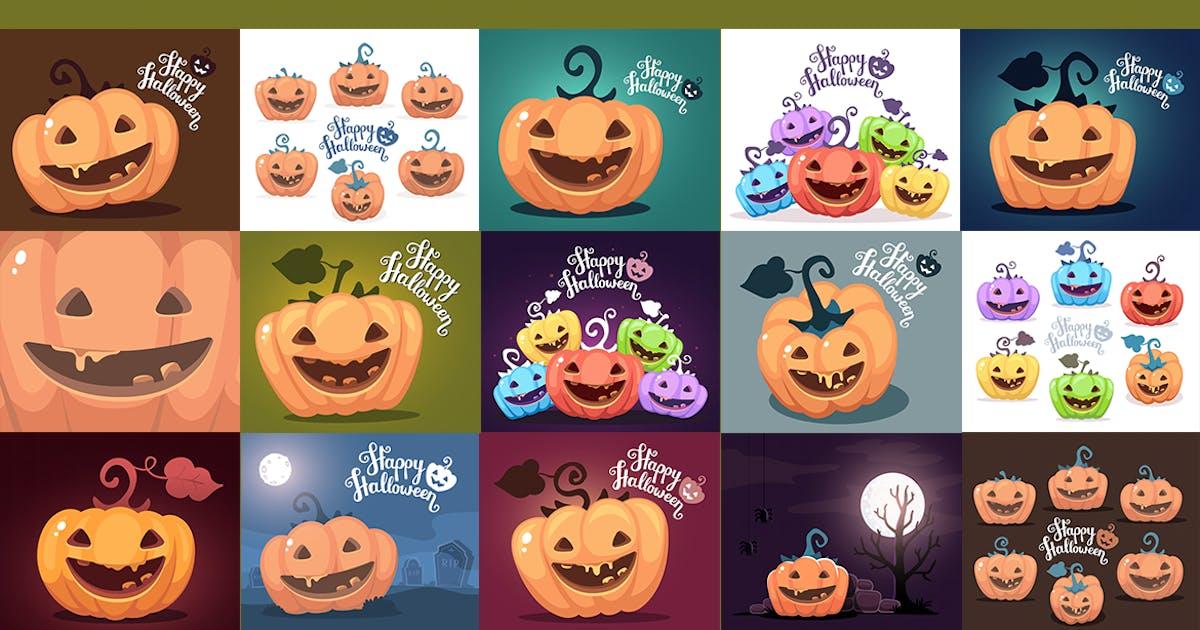 Download Halloween pumpkins by wowomnom