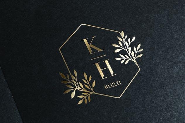 Wedding logo Vol 3
