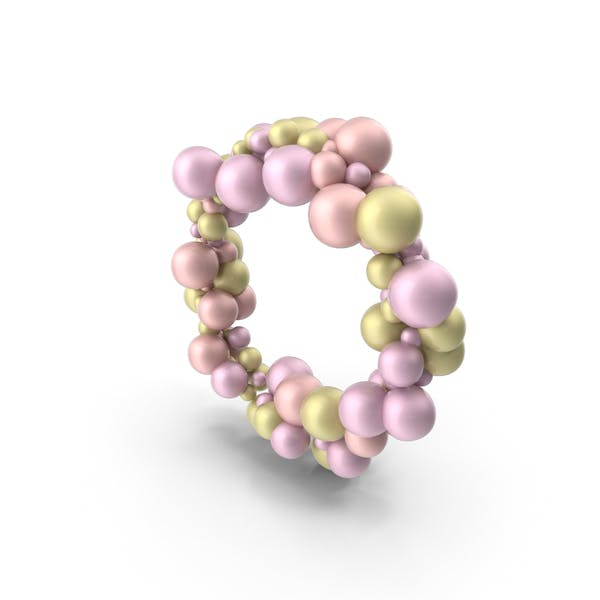 Pink Ballon Circle