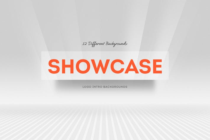 Thumbnail for Showcase Backgrounds