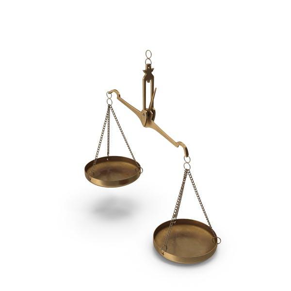 Unausgeglichene Waagen
