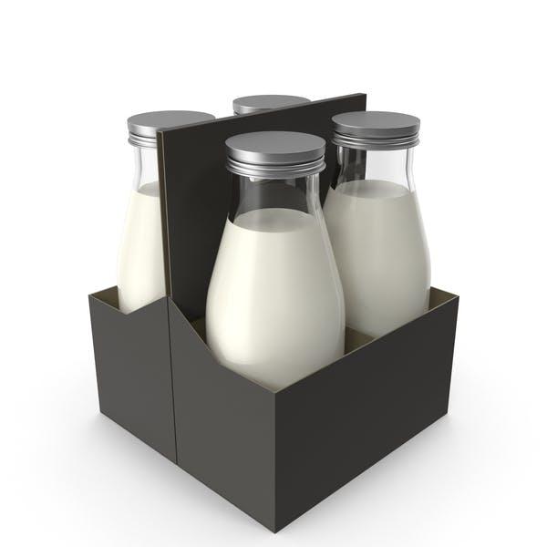 Футляр для бутылок молока