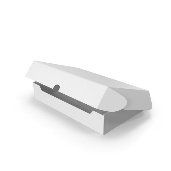 Thumbnail for Белая упаковочная коробка