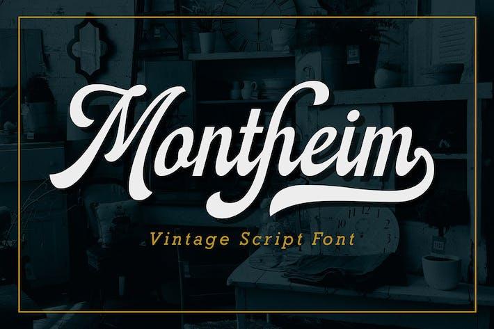 Thumbnail for Montheim Scrip