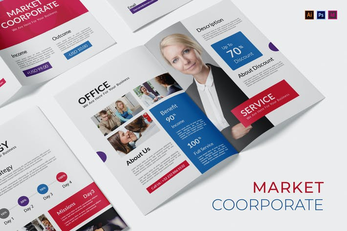 Thumbnail for Market Coorporation Brochure