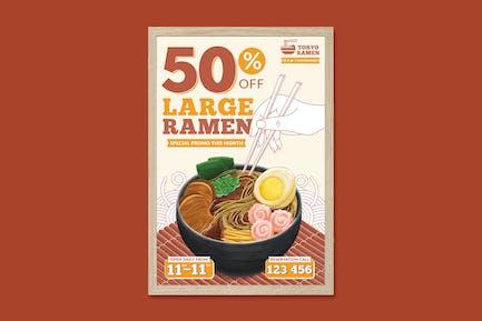 Ramen Poster