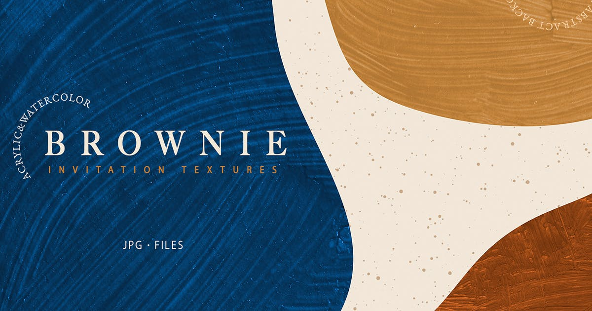 Download Brownie Invitation Textures by NassyArt