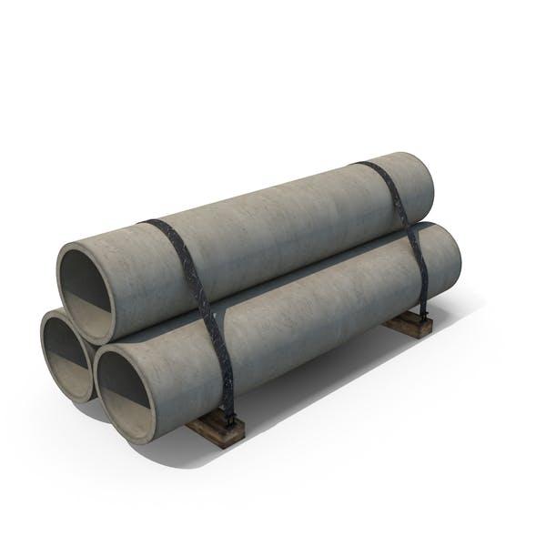 Rohr-Barriere