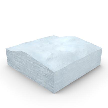 Snow Cross Section