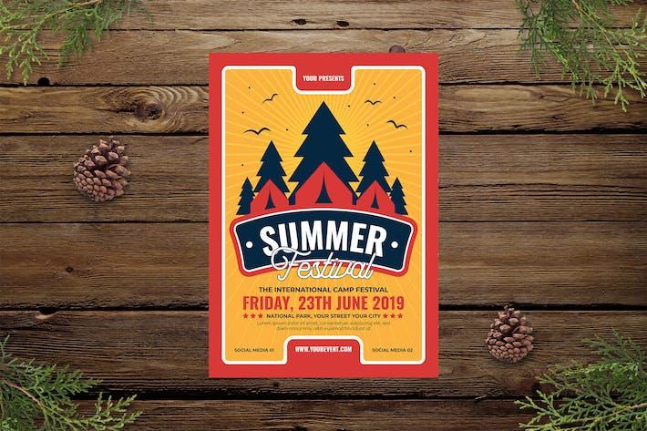 Thumbnail for Summer Camp Festival