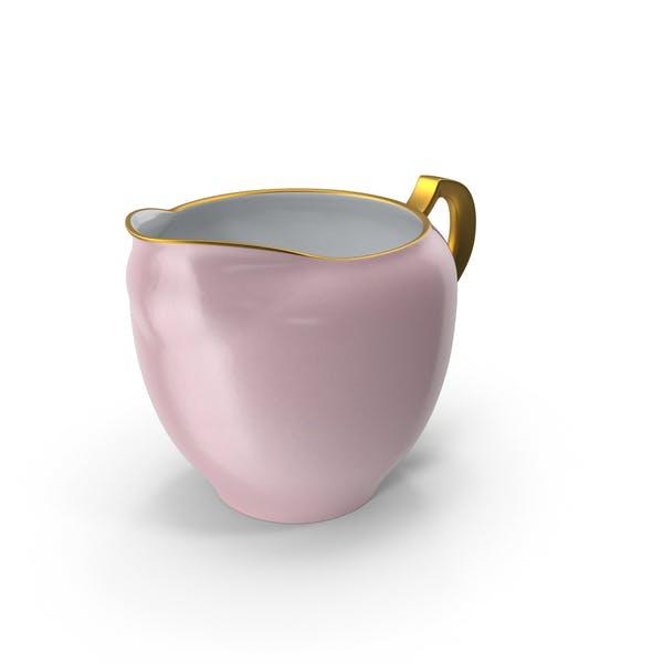 Принцесса чай молочный горшок