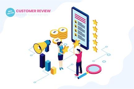 Isometric Customer Review