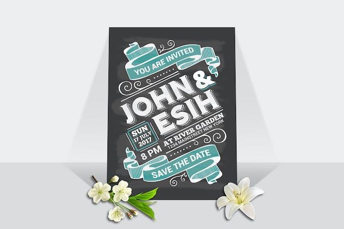 Thumbnail for Wedding Invitation