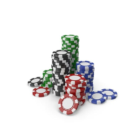 Empty Chips for Casino