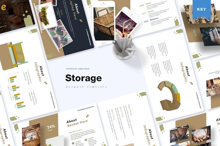 Storage | Keynote Template