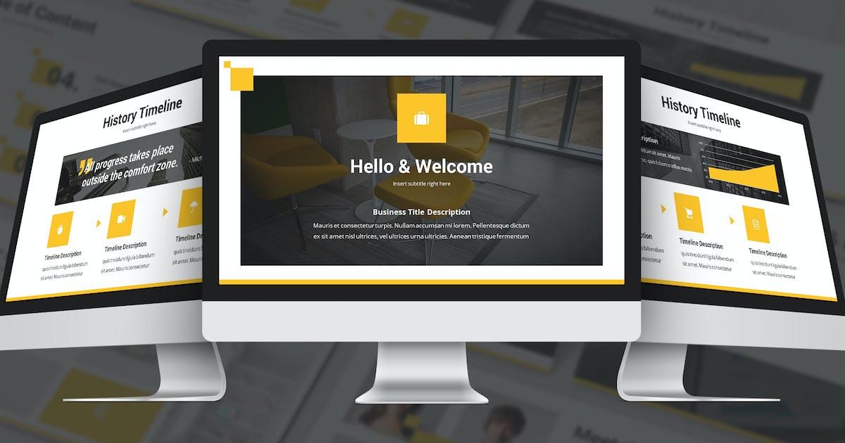 Download Quadra - Business Google Slides Template by SlideFactory