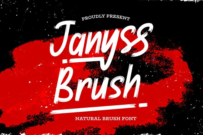 Thumbnail for Janyss Brush - Fuente de cepillo natural