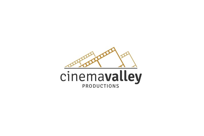Thumbnail for Cinema Valley Logo Template