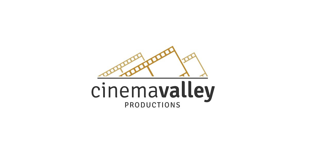 Download Cinema Valley Logo Template by Be_Themes