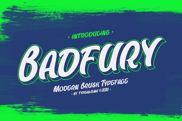 Badfury - product preview 0