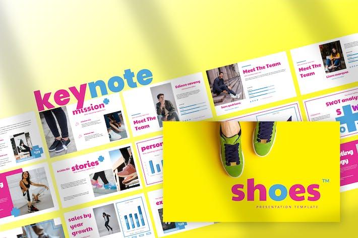 Shoes - Keynote Presentation