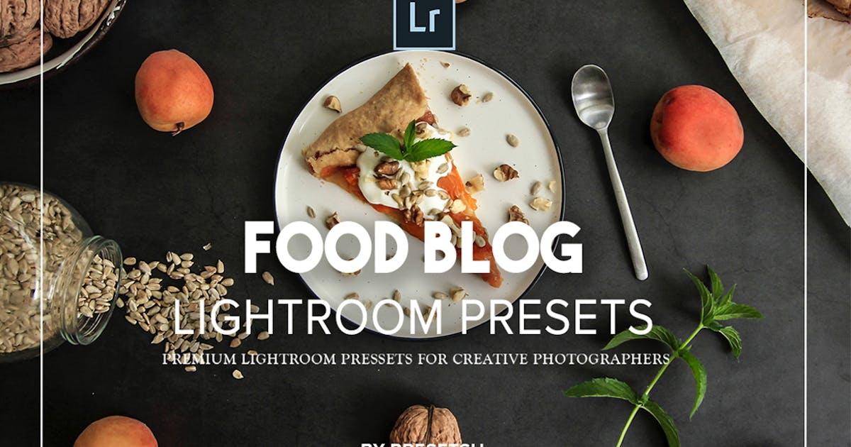 Download Food Blog Lightroom Presets by Presetsh