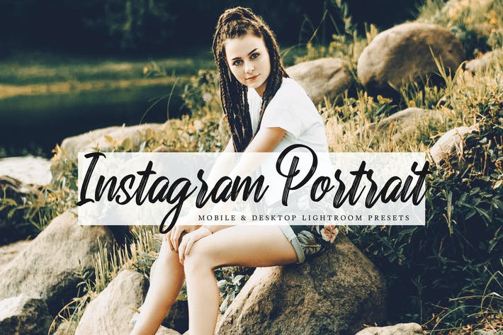 Cover Image For Instagram Portrait Mobile & Desktop Presets