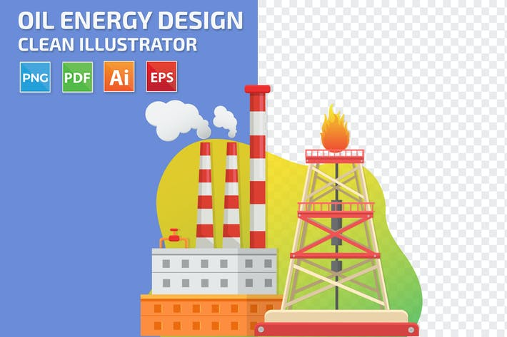 Thumbnail for Oil Energy Design