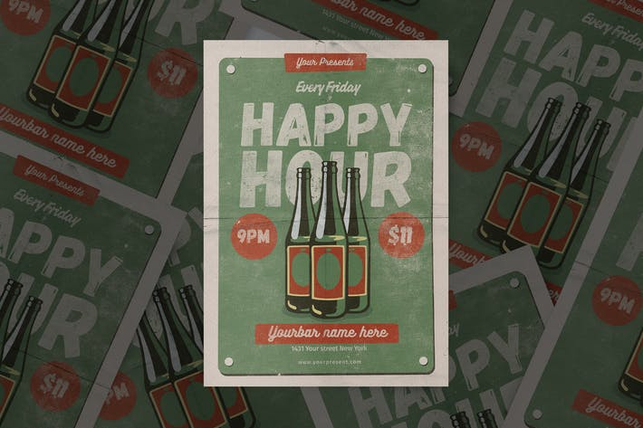 Thumbnail for Vintage Happy Hour