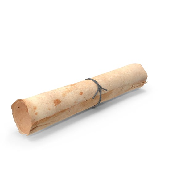Parchment Roll Up