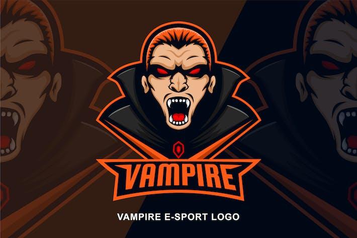 Thumbnail for Vampire E-Sport Logo