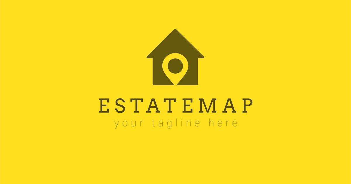 Download EstateMap - Real Estate Logo Template by ThemeWisdom