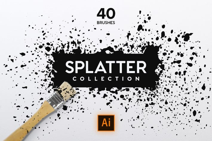 Thumbnail for Splatter Collection