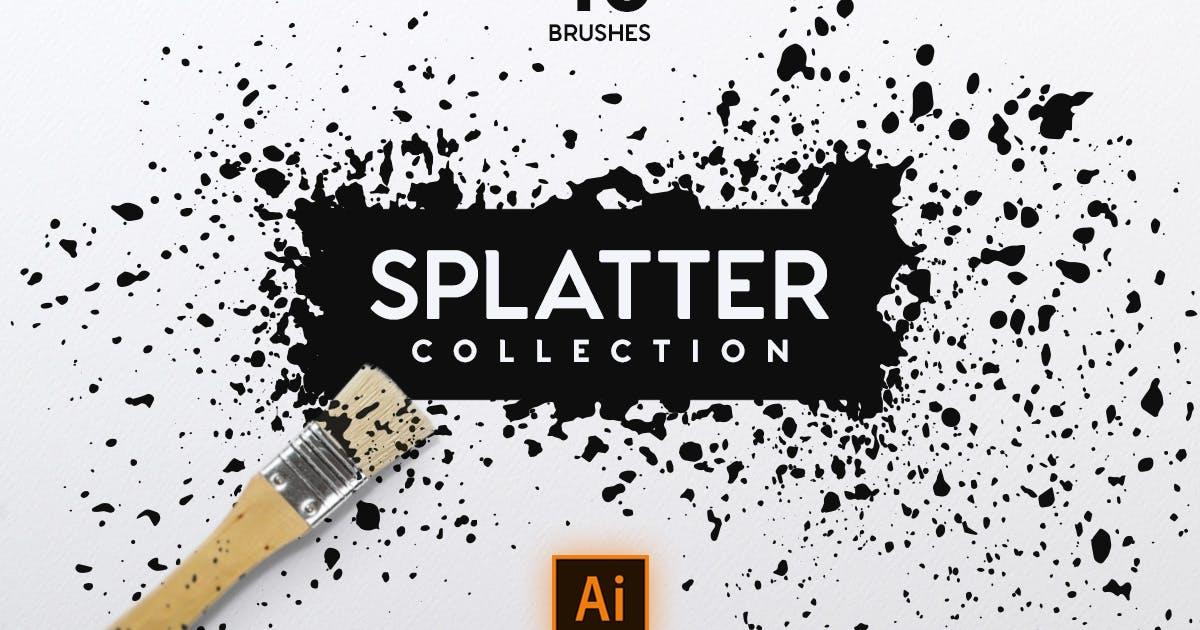 Splatter Collection by MehmetRehaTugcu