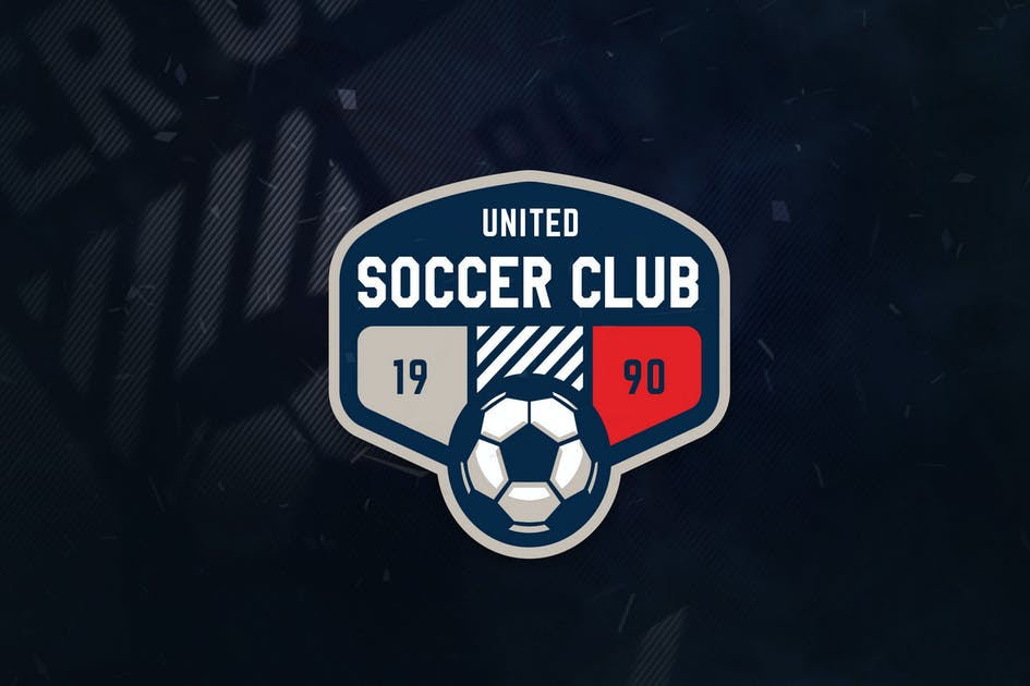 Download United Soccer Club Sports Logo by ovozdigital