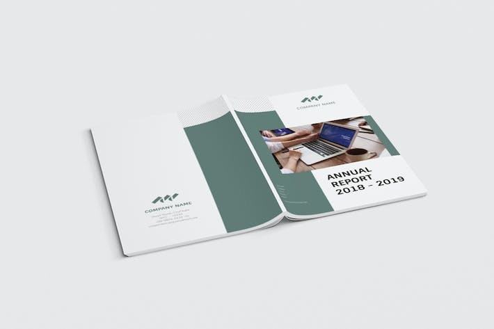 Cover Image For Green Annual Report