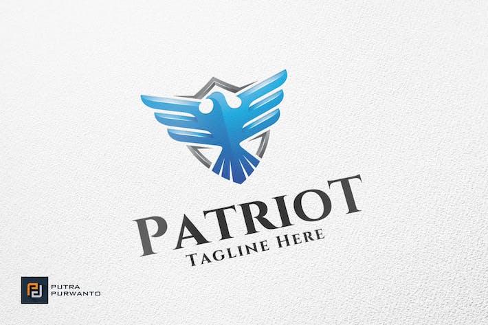 Thumbnail for Patriot - Logo Template