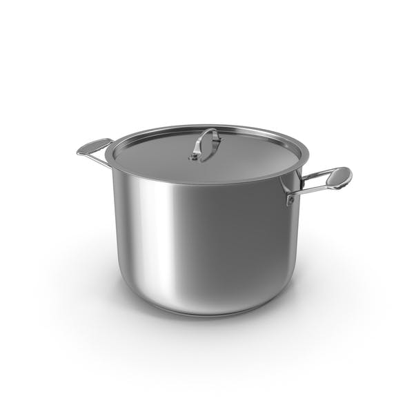 Cover Image for Stainless Steel Stock Pot