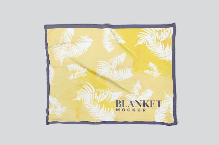 Blanket Mockups